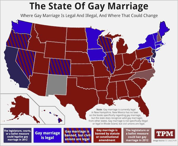 Against fact gay marriage fucking hot