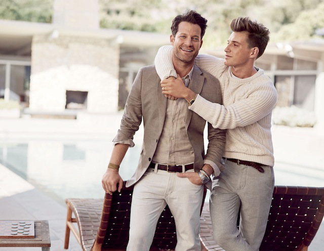 nate berkus and fiance jeremiah brent lead new banana. Black Bedroom Furniture Sets. Home Design Ideas